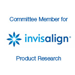 Committee Member for Invisalign Product Research